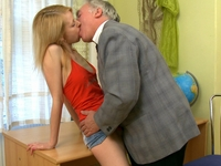 Sex with Young Violetta Free Photo