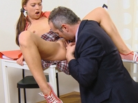 Sex with Young Anna Free Photo