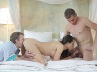 Valeria : Some spoiled virgins are so good and experienced that it is hard to believe they are virgins : sex scene #8