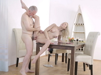 Sex with Young Polina Free Photo