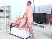 Sex with Young Sandra Free Photo