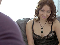 Erin : Erin succumbs to the seduction of her longtime admirer : sex scene #1