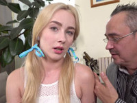 Effy Sweet : Cute blonde works hard to get education : sex scene #2