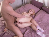 Lolly Small : Yummy blonde teases lad with her perfect curves : sex scene #5