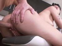 Tetti Dew Korti : Stud fucks tight ass until he is ready to cum : sex scene #16