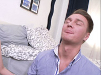 Aleks Trasks : Lad licks pussy and ass before fucking them : sex scene #2