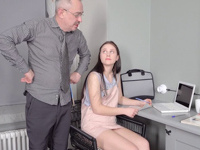 Nikka Hill : Hottie achieves her goal with the help of hard sex : sex scene #2