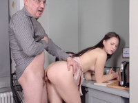 Nikka Hill : Hottie achieves her goal with the help of hard sex : sex scene #7