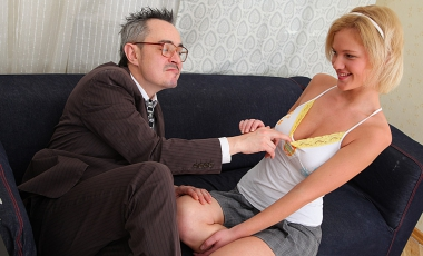 Sex with Young Shelly Free Photo
