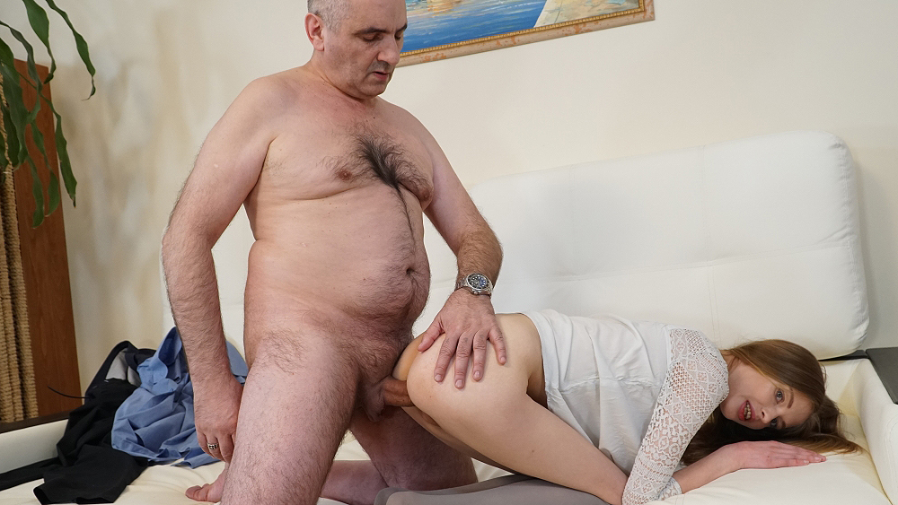 порно старая девственница