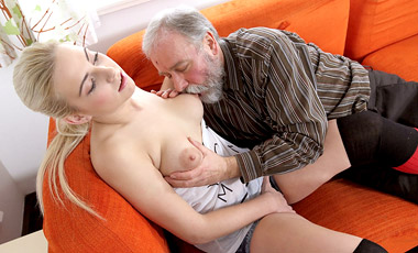 Sex with Young Olga Free Photo