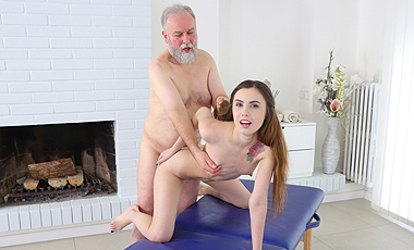 Sex with Young Elle Rose Free Photo