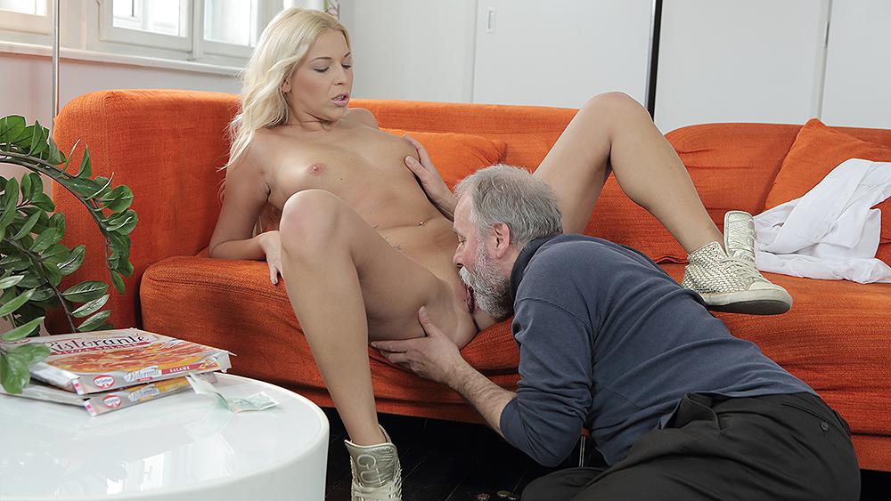 Sex with her teacher