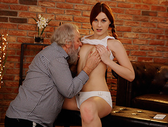 Sex with Young Charli Red Free Photo