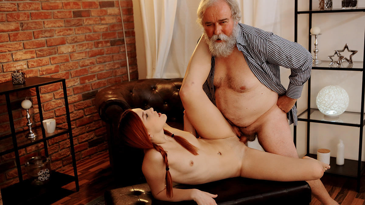 дедушки порно актеры
